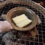 花ふく - チーズも焼き焼き‥