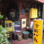 アンティック喫茶&食事 銅八銭 - 看板