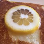 64651997 - フレンチトーストのレモンに萌え。