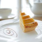 テラスカフェ オーゲ - 料理写真:鳴門金時タルト