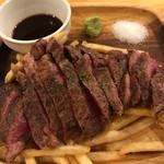 肉バル ビステッカ - 料理写真:リブロースグリル