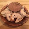 鎌田製作所 - 料理写真:朝びき鶏レバーパテ