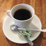 けやきカフェ - 食後のコーヒー