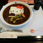 江ノ島 はろうきてぃ茶寮 - 見た目で選んだカレーは、思ったより美味しかったです(*^^*)