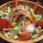 花・花 - 料理写真:サラダ