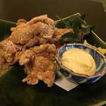 Nippon食の森 あざれあ - 若鶏の唐揚げ
