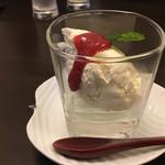 Nippon食の森 あざれあ - 羽二重レアチーズ