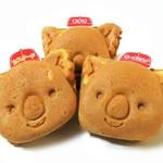 64661938 - 『コアラのマーチ焼』  味は3種類(各150円)