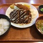 いちばん食堂 - 名古屋でありそうな定食税込1180円