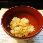山猫軒 - 鯛(だけ)飯