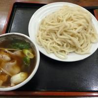 つり鐘うどん (南大塚/うどん)