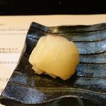 山猫軒 - 鯛のてまり寿司