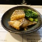 山猫軒 - 鯛のあら煮