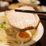 Yo-shoku OKADA - 飛騨豚チャーシュー 250円