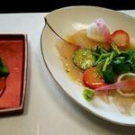 Kissui - お料理1