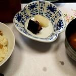 Kissui - お料理3