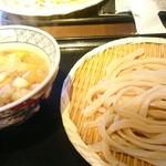 金豚雲 - 肉汁うどん小