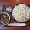 小倉庵 - 料理写真:鴨汁うどん・冷
