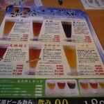 64668283 - ビールの種類が滅茶苦茶豊富で嬉しい迷い(笑)