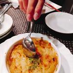 纏 - オニオングラタンスープ