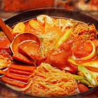 マッコリの物語 - お鍋も種類豊富です♪