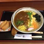 纏 - 卵あんカレー  ¥950   いなり  1個  ¥100
