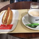ドトールコーヒーショップ - カフェラテと共に♪