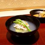 肥後橋 やま本 - 桑名の蛤