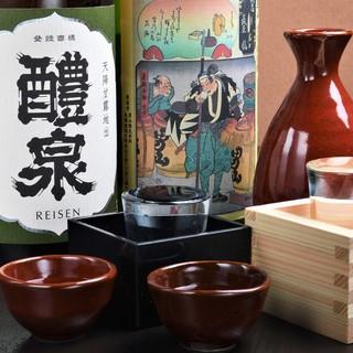 [狸]がお届けする、ビストロと日本酒のマリアージュ
