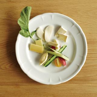 食事は無添加、調味料は伝統製法