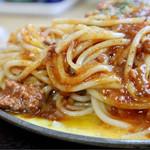 スパゲティハウス リトルジョン - ミートアップ