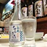 泉家 - 「生酒」1,000円