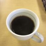 郷や - コーヒー(13時までのサービス)
