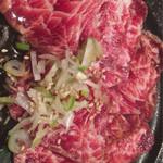 米沢亭 - 松坂牛ハラミ