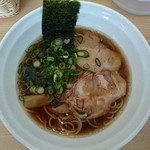 麺屋 中田 - 料理写真:ラーメン680円