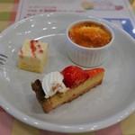 ピッコロボスコ - ケーキ