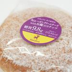 フスボン - ラムレーズンクリームチーズ with有機ココナッツ@390円 …の実物