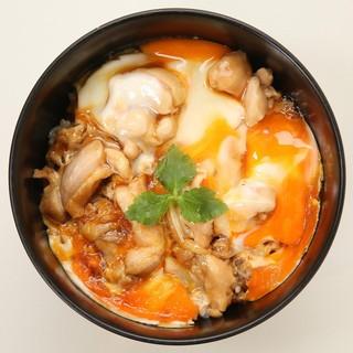 料理:鳥藤の親子丼