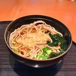 64691615 - 9種海鮮丼+そばセット