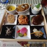 ヴォレ・シーニュ - 料理写真:ぐんまー一口食彩ランチ