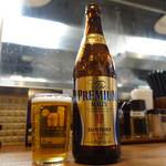 64691819 - 瓶ビールはプレモル