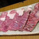 焼肉屋かねちゃん - 特選上サガリ_1,980円