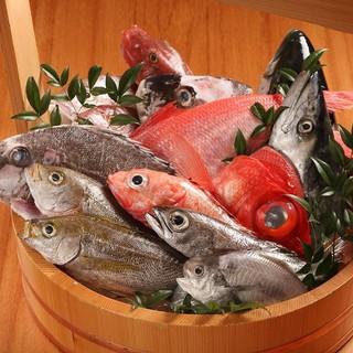 『おいしい魚が食べたい』その想いを当店が叶えます。
