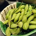 優結 - 枝豆