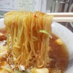 生駒軒 - 児玉製麺所かどうか分かりませんが麺美味しかったです
