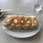 麺龍 - もちもち皮の野菜餃子