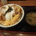 松乃家 - 上カツ丼(大)