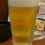 鍛冶屋 文蔵 - 1杯目