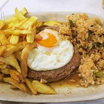 A Provinciana - Smoll steak with egg 5.25€