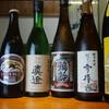 寿司割烹 山水 - ドリンク写真:
